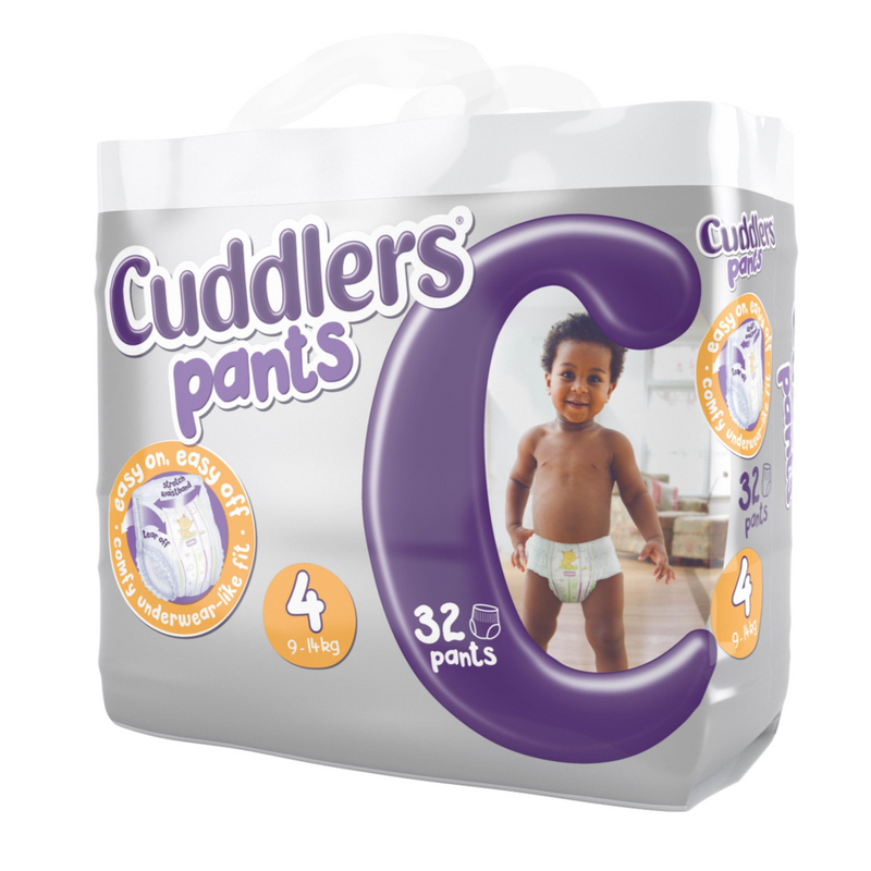 Cuddlers Pants - Size 4 - 32's