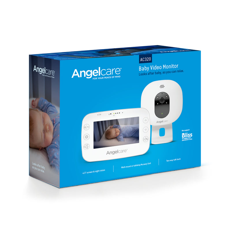 Angelcare Video & Sound Monitor