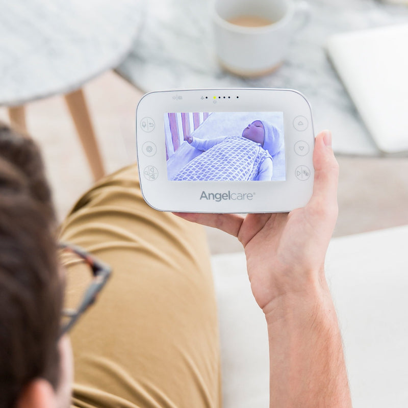 Angelcare Video, Sound and Movement Monitor (wireless pad)