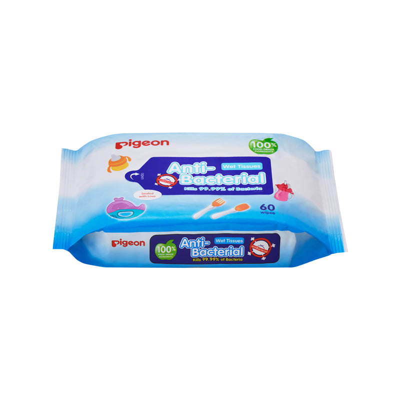 Pigeon Anti Bacterial Wipes