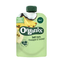 Organix Organic Apple, Pineapple & Coconut Puree 100g