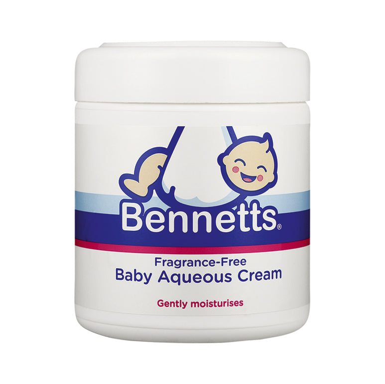 Bennetts Aqueous Cream - Fragrance Free