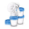 Philips AVENT Natural Manual Breast Pump & VIA Storage System