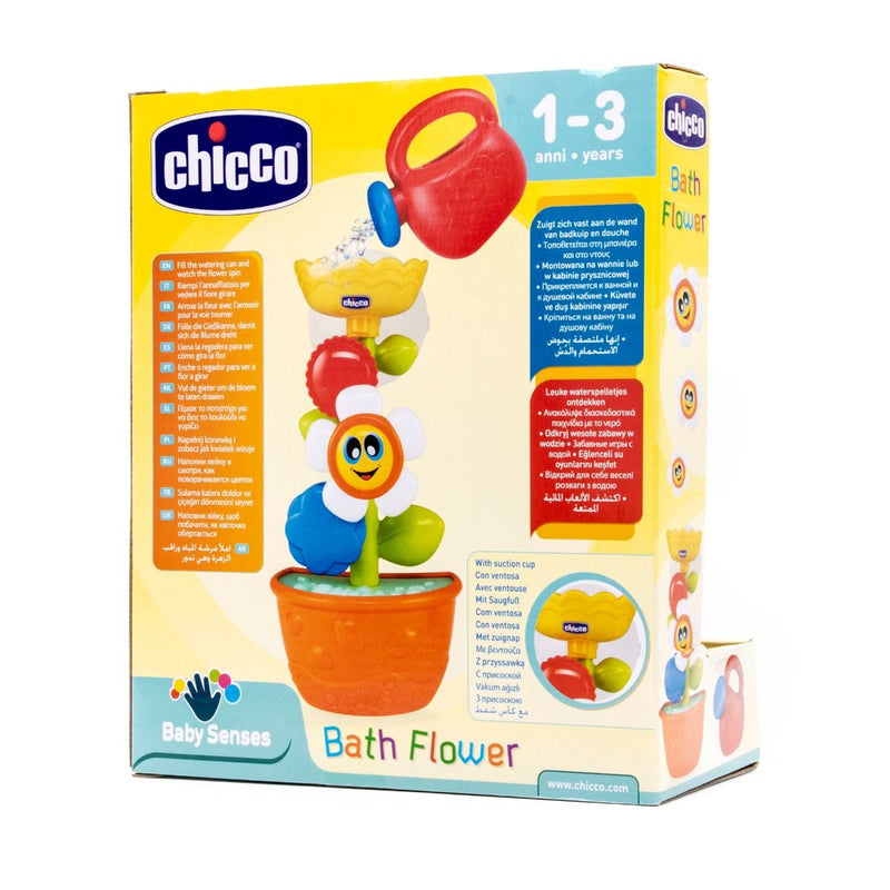 Chicco Baby Senses Bath Flower