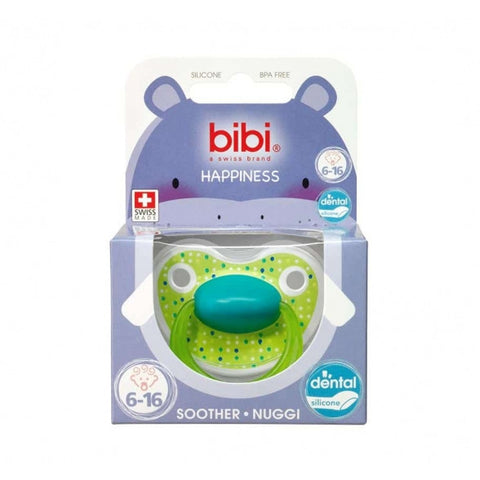 Bibi Happiness Lovely Dots Soother 6-16m