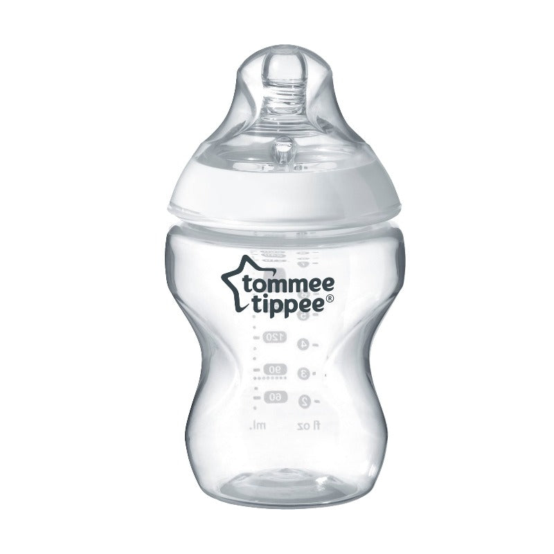 Tommee Tippee 260ml Bottle 0m+ - 1-Pack