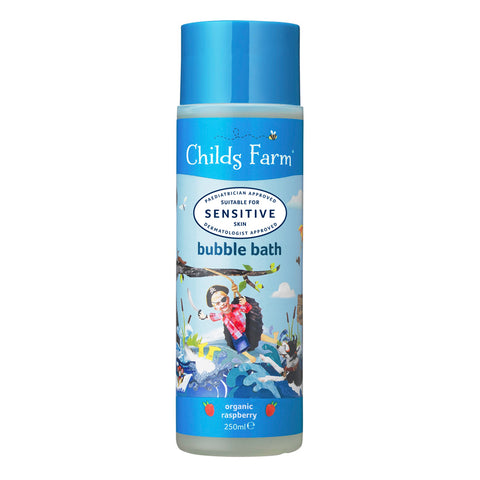 Childs Farm Kids' Bubble Bath Raspberry Extract