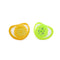 Snookums Cherry Silicone Soother 2-Pack