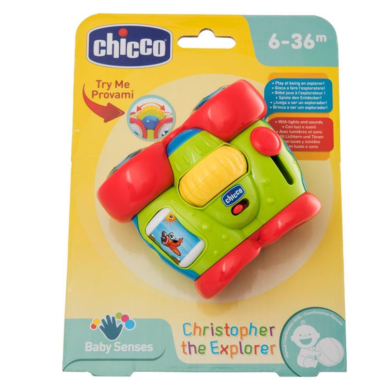 Chicco Baby Senses Christopher Explorer