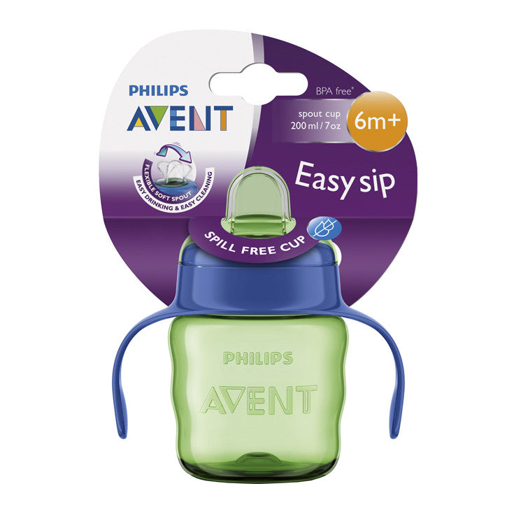 Philips AVENT 'Easy Sip' Classic Cup 200ml