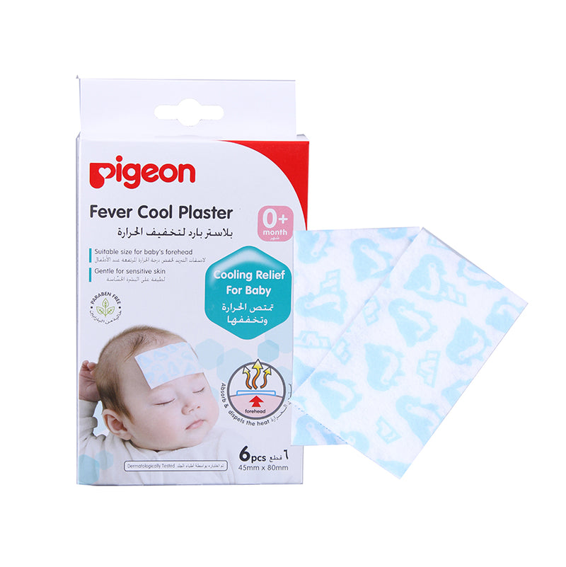 Pigeon Cooling Sheets 6-pack