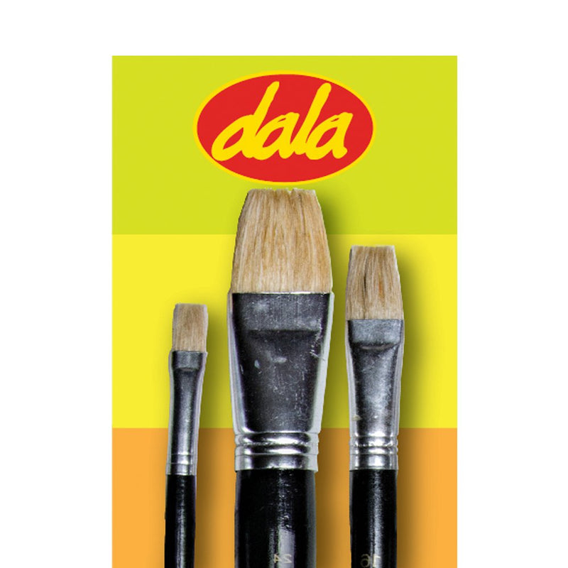 Crafty Kidz Dala Paint Brush Set x 3
