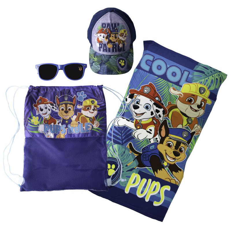 Character Fun In The Sun Sets - Paw Patrol