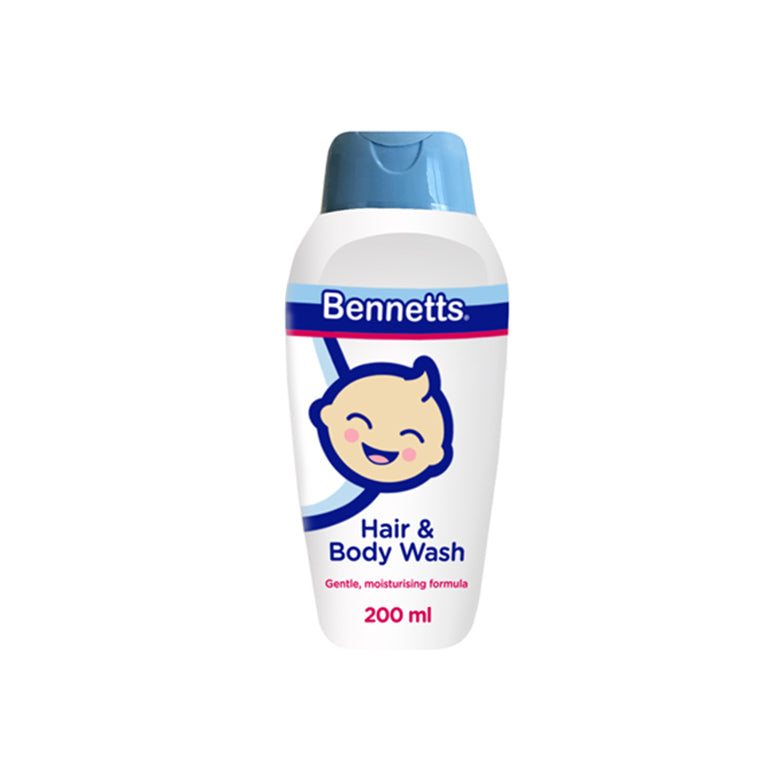 Bennetts Hair & Body Wash