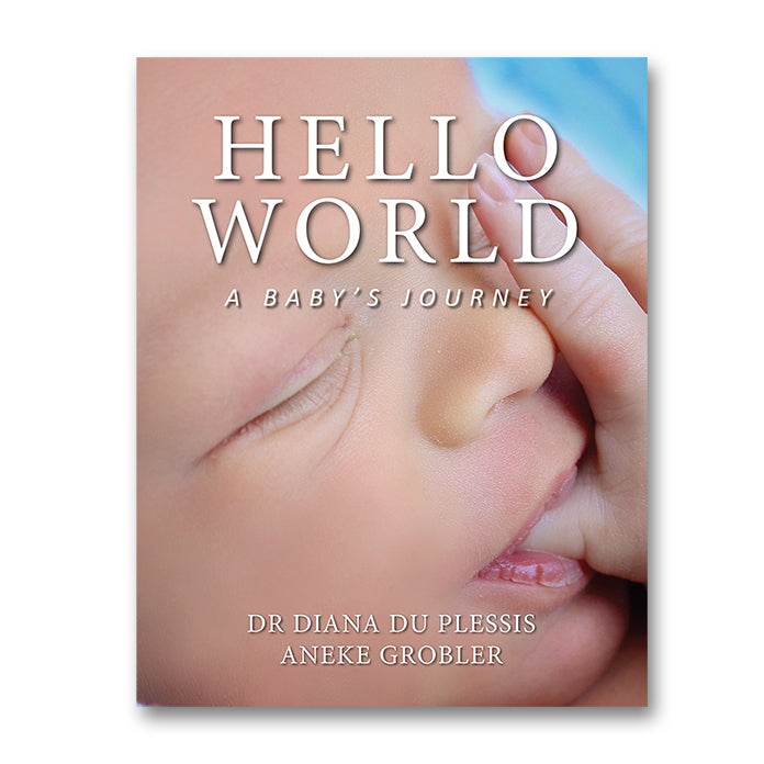 'Hello World - A Baby's Journey' (non-fiction)