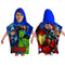 Character Hooded Towel - Avengers