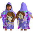 Character Hooded Towel - Sofia The First