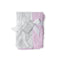 Mother's Choice 2-Set Receiving Blankets - Pink & Grey