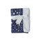 Mother's Choice 2-Set Receiving Blankets - Blue & Grey