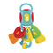 Winfun Light 'n Sounds Rattle Keys