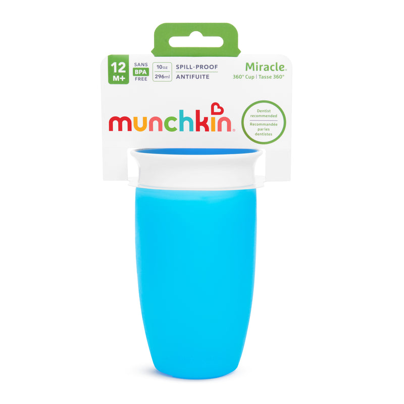 Munchkin Miracle 360° Sippy Cup - 10Oz / 296ml