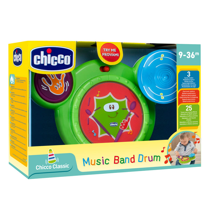 Chicco Happy Music Band Drum
