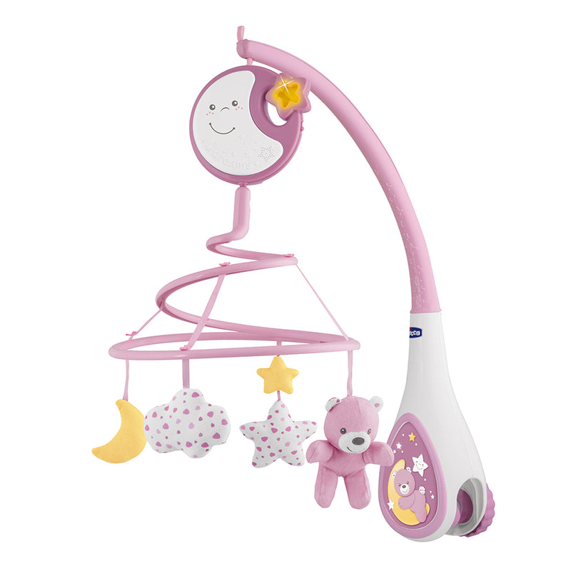 Chicco Next 2 Dreams Mobile - Pink