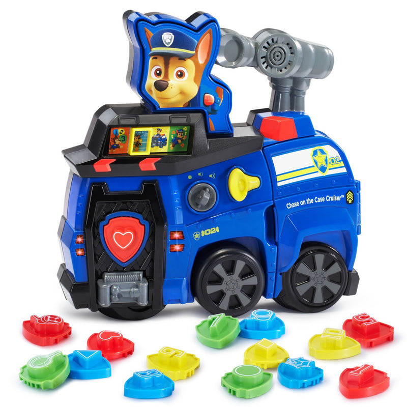 Vtech Paw Patrol Chase on the Case Cruiser