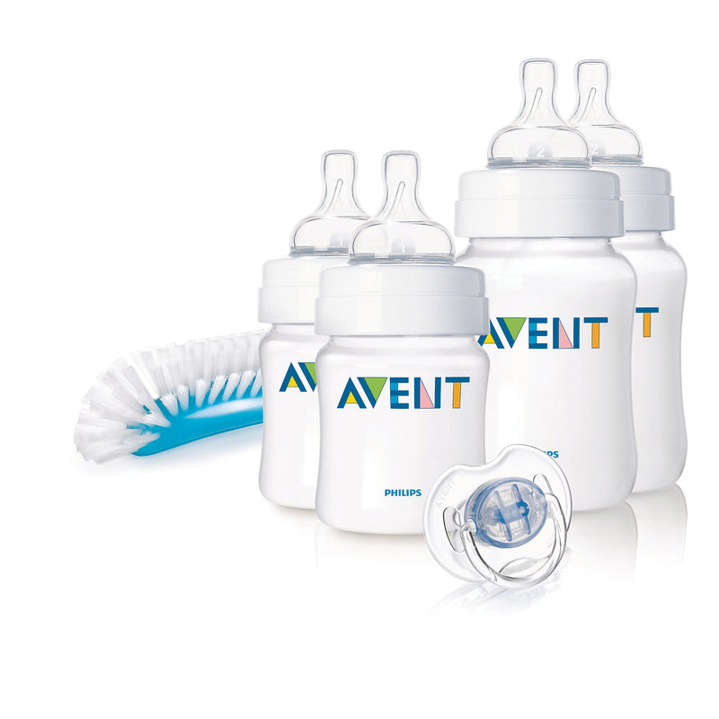 Philips AVENT Newborn Starter Set - Classic Bottle