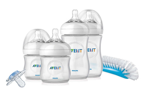 Philips AVENT Natural Newborn Starter Set - Natural Bottle