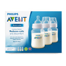 Philips AVENT Anti-Colic Feeding Bottle 260ml - 3 Pack