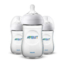 Philips AVENT Natural 2.0 Feeding Bottle 260ml - Triple Pack