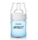 Philips AVENT Classic+ Feeding Bottle 125ml - BLUE