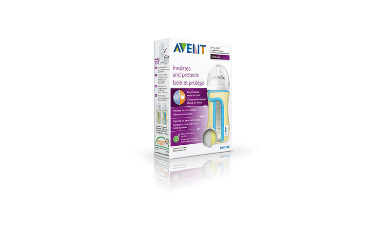 Philips AVENT 240ml Glass Bottle Insulating Sleeve