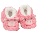 Snoozies Baby Furry Footpals Pig