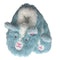 Snoozies Baby Furry Footpals Goat