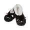 Snoozies Kids Furry Footpals Cat