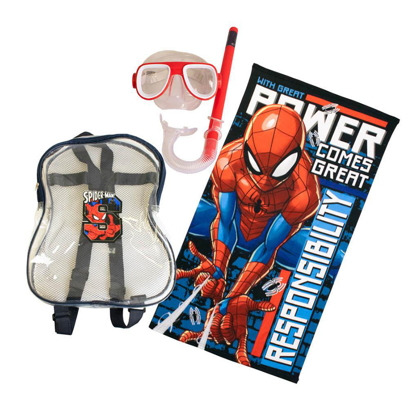 Character Group Scuba Set - Spiderman