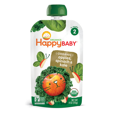 Happy Family Organic Simple Combos