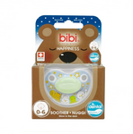 Bibi Happiness Glow-In-The-Dark Soother 0-6m