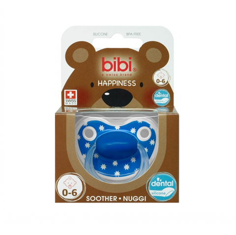 Bibi Happiness Lovely Dots Soother 0-6m
