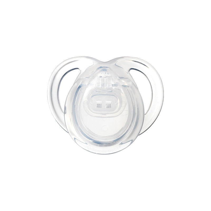 Tommee Tippee New Born Soother Clear - 0-2m - 1-Pack