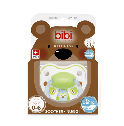 Bibi Happiness Soother 0-6m