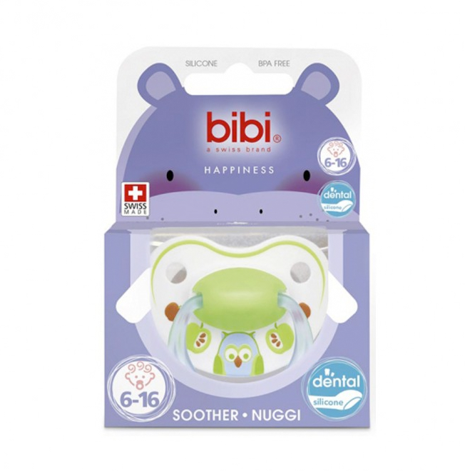 bibi® Happiness Soother 6-16m