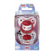 bibi® Happiness 'I Love Dad & Best Mum Ever' Soothers - 6-16m - 2-pack