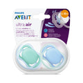 Philips AVENT Ultra-Air Soother 6-18m - 2 Pack
