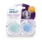 Philips AVENT Translucent Soother 6-18m - 2 Pack