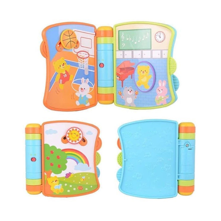 Winfun Tiny Tots Fun Book