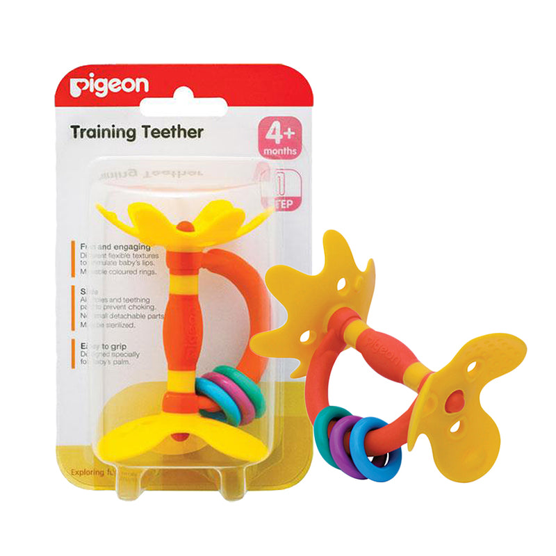 Pigeon Training Teether Step One