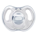Tommee Tippee Ultra Light Silicone Soother 6-18m - 2-Pack